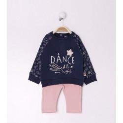 "Conjunto niña 2 piezas ""Dance"""