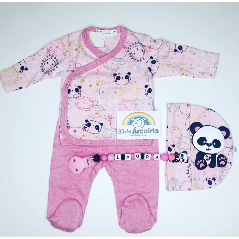 Beltin primera puesta bebé panduki