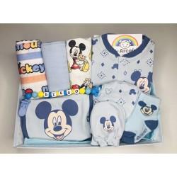 Canastilla bebé Mickey Premium