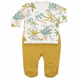 Beltin Conjunto primera puesta recién nacido Jungla