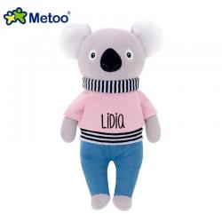 Muñeco Metoo Personalizado Koala