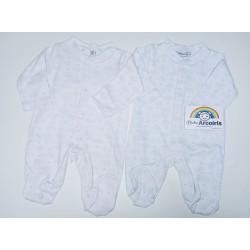 Pijama pelele bebé algodón