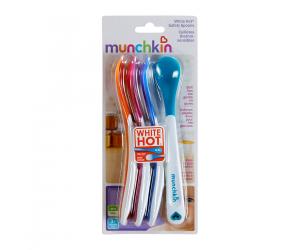 Pack cucharas termosensibles Munchkin