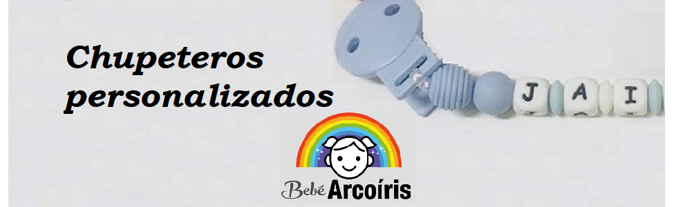 Chupetereros · Bebé Arcoíris